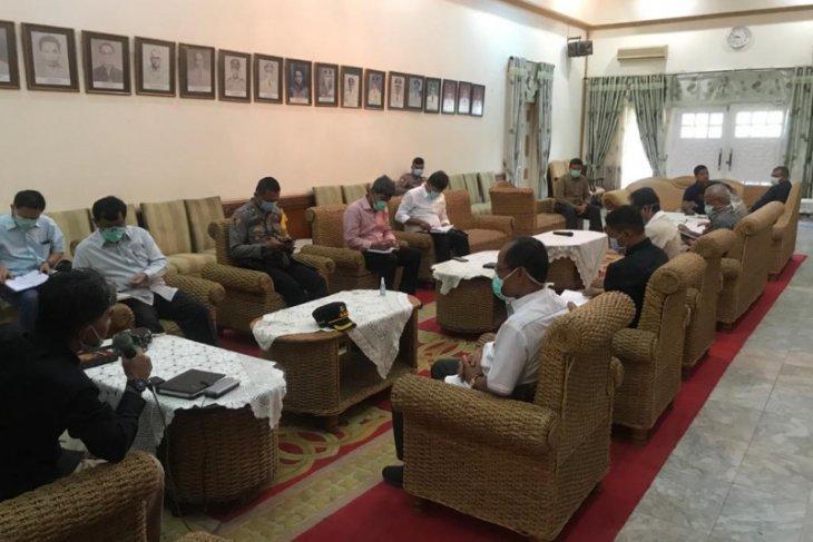 Tangani COVID-19, Pemkab Aceh Utara sepakat potong SPPD Rp 8,7 miliar