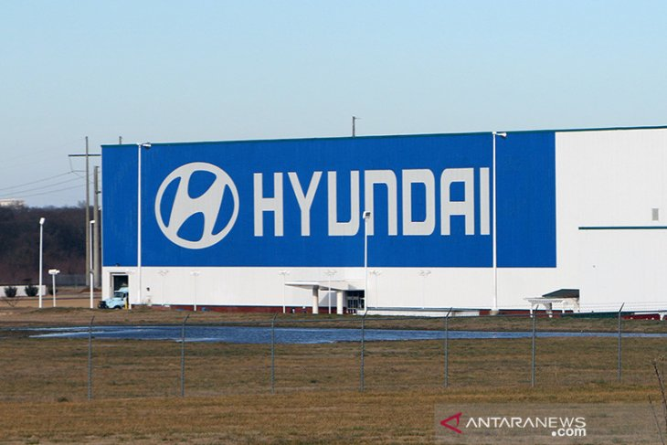 Kecelakaan fatal hentikan operasi pabrik Hyundai Korsel