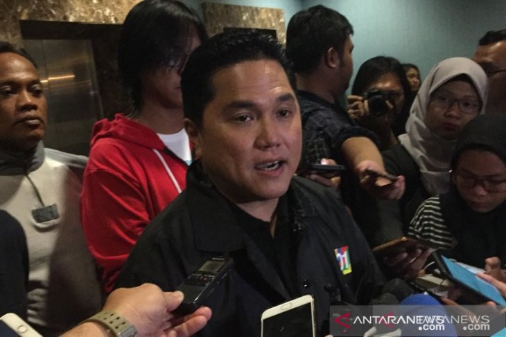 Pengamat: Erick Thohir dapat pujian publik karena dinilai berani