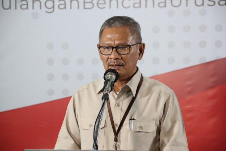 Jumlah pasien Covid-19 yang sembuh 103 orang dan 1.677 pasien positif di Indonesia