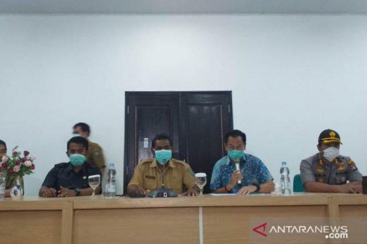 Pemkab Belitung umumkan satu pasien positif COVID-19