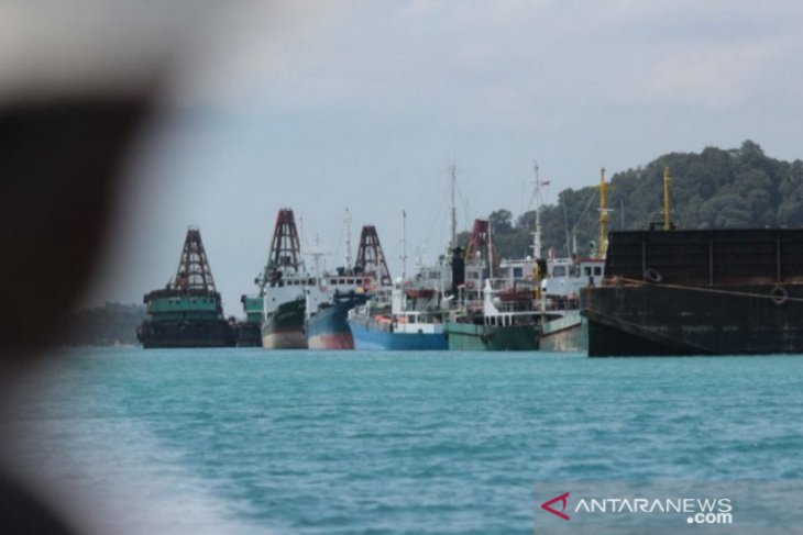 Puluhan TKA asal China masuk ke Kabupaten Bintan