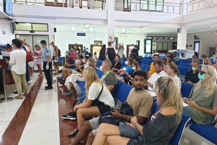 KemenkumHAM: Maret, Australia dominasi penumpang kunjungi Bali
