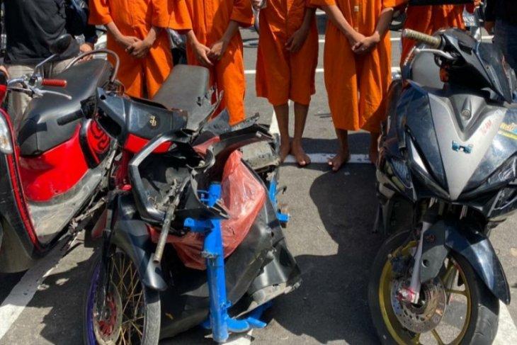Polresta Denpasar tangani lima anak dibawah umur terlibat pencurian