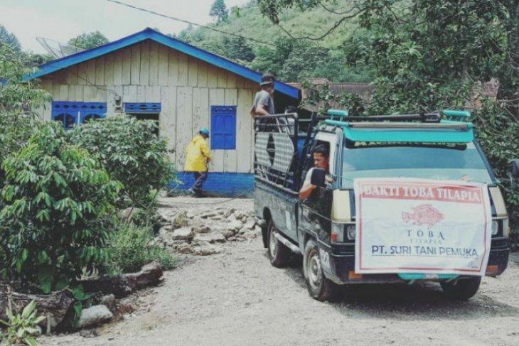 Cegah penyebaran COVID-19, JAPFA sterilisasi rumah ibadah dan warga di Parapat