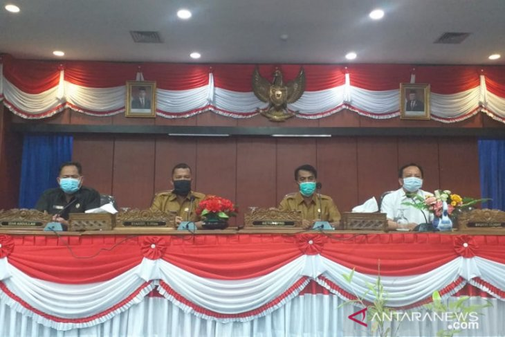 DPRD Belitung anggarkan Rp5 miliar penanganan virus COVID-19
