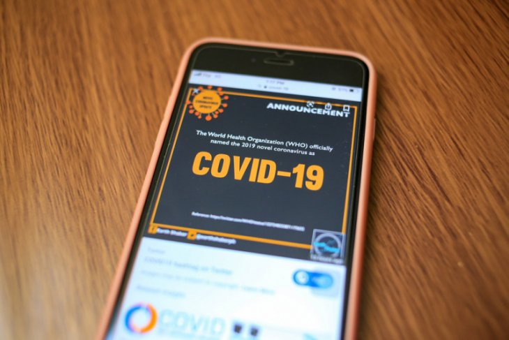 WHO siapkan aplikasi tentang COVID-19 untuk Android, iOS