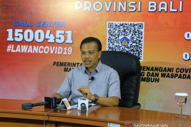 Enam pasien positif COVID-19 di Bali sembuh