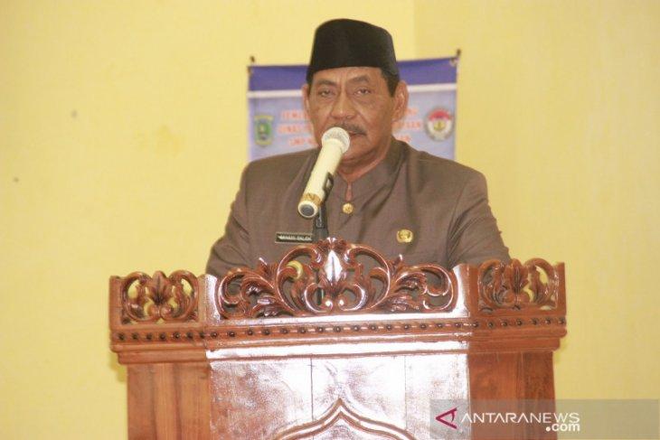 Bupati Belitung imbau jamaah bawa sajadah sendiri dari rumah
