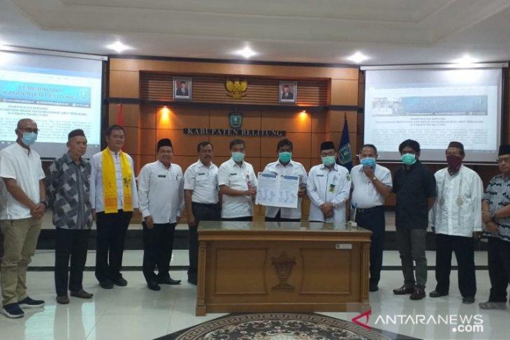 Pemkab Belitung-tokoh agama anjurkan melaksanakan ibadah di rumah