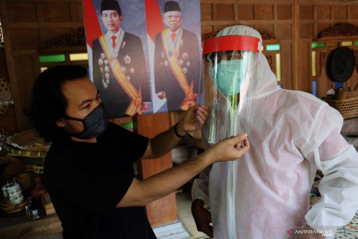 Update COVID - 19 Kalbar : satu ASN Pemprov, satu di Ketapang