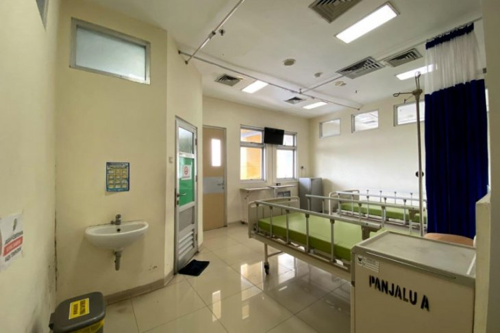 RSUD Gambiran Kediri siapkan 32 tempat tidur di ruang isolasi