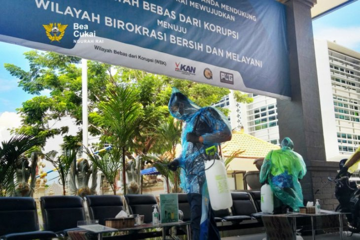 Ekspor-impor di Bali tetap berjalan selama COVID-19