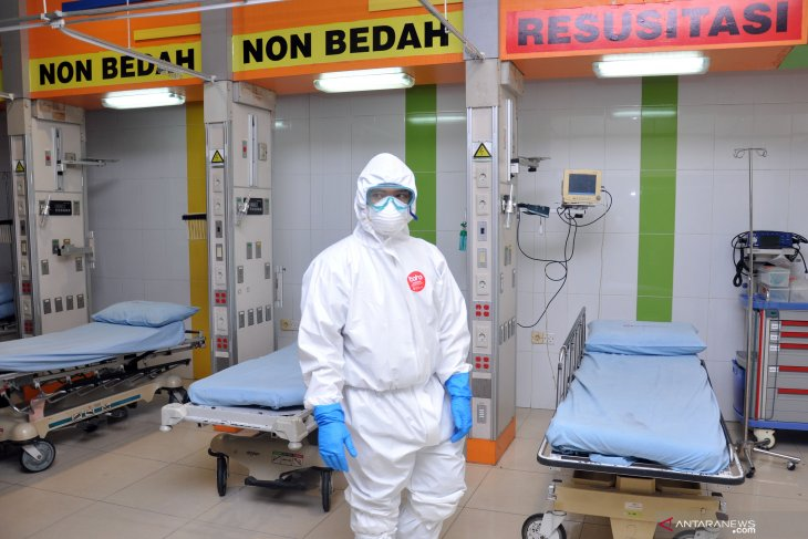 North Sumatra readies 11 referral hospitals to treat COVID-19 patients