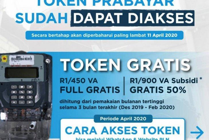 PLN siapkan aplikasi WA untuk layanan keringanan tagihan listrik pelanggan prabayar