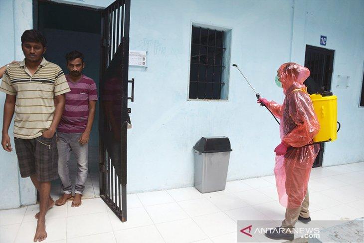 Imigrasi pastikan tak ada eksodus warga India ke Riau