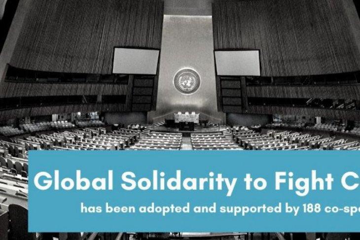 Indonesia loloskan Resolusi majelis PBB