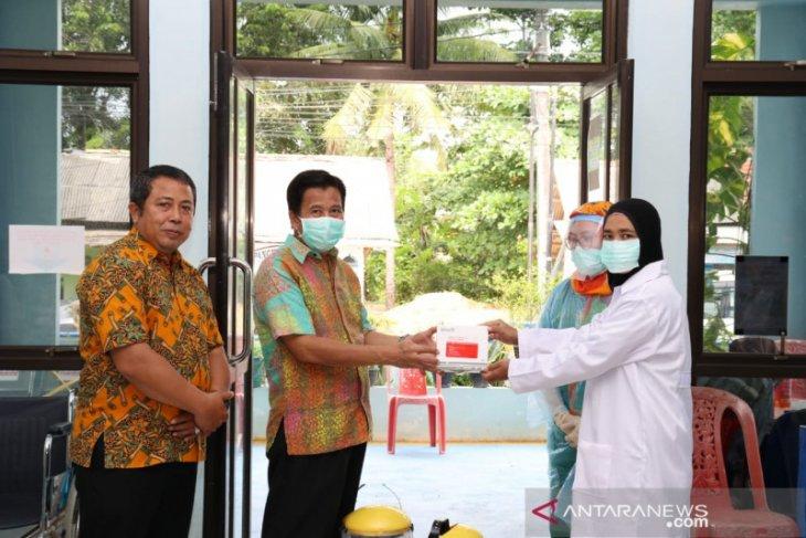 Dinkes Bangka Tengah pesan 280 APD antisipasi COVID-19