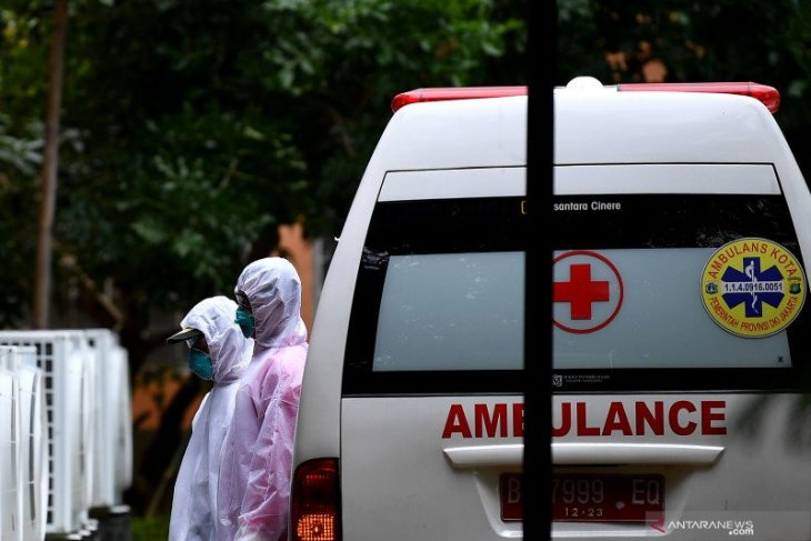 Jakarta's RSPI treats 12 confirmed COVId-19 patients, 14 suspects