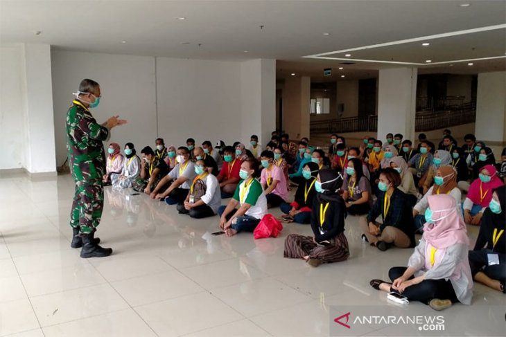 Central Jakarta COVID-19 Task Force to isolate patients at schools