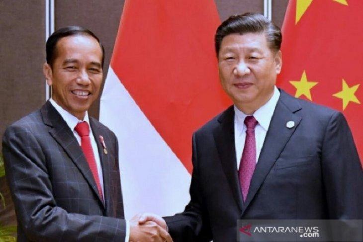 Kepada Jokowi,  Xi Jinping ingin Indonesia-China ciptakan industri model baru