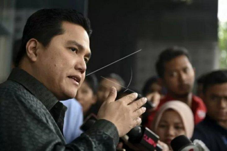 Erick Thohir prediksi target dividen BUMN 2020 tidak tercapai