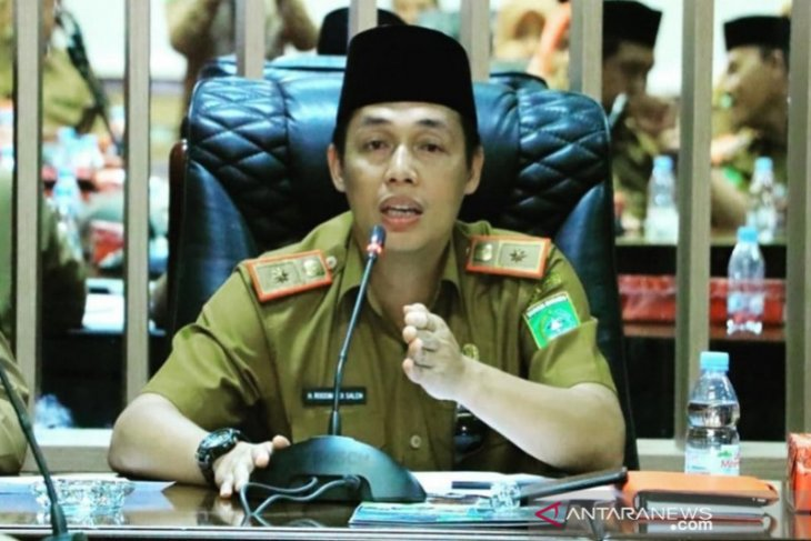 Tanah Bumbu proposes local lockdown to the Ministry