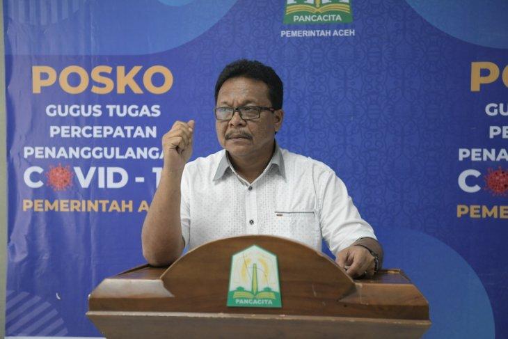 Pemerintah Aceh evaluasi kebijakan terkait penanganan COVID-19