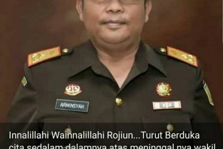 Wakil Jaksa Agung Arminsyah meninggal dalam kecelakaan