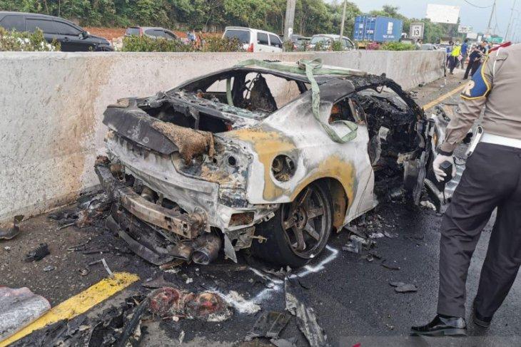 Kecelakaan di Tol Cibubur, Wakil Jaksa Agung RI Arminsyah meninggal dunia