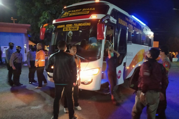 Empat TKI pulang kampung dihadang di perbatasan Tulungagung