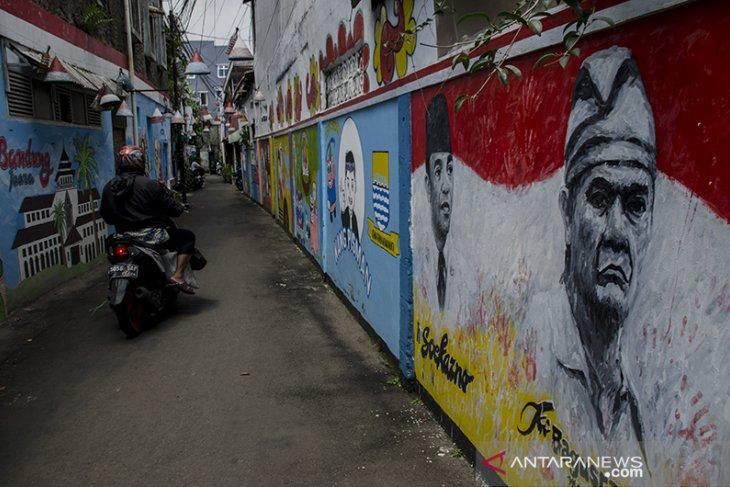 Kampung mural Bandung