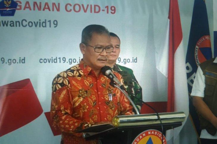 Pasien positif COVID-19 di Indonesia jadi 2.092 kasus
