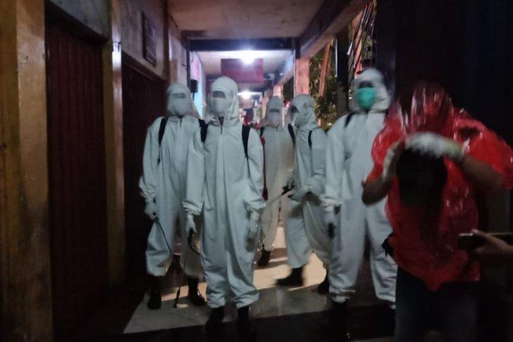 MCCC dukung penutupan sementara Pasar Kapasan Surabaya dampak COVID-19