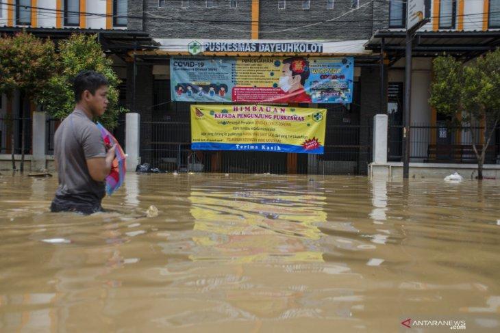 Banjir rendam 21.000 lebih rumah warga di Kabupaten Bandung