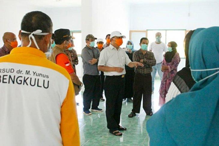 RSMY Bengkulu siapkan 50 kamar untuk ruang isolasi pasien COVID-19