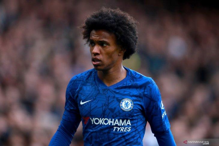 Willian isyaratkan akan tinggalkan Chelsea