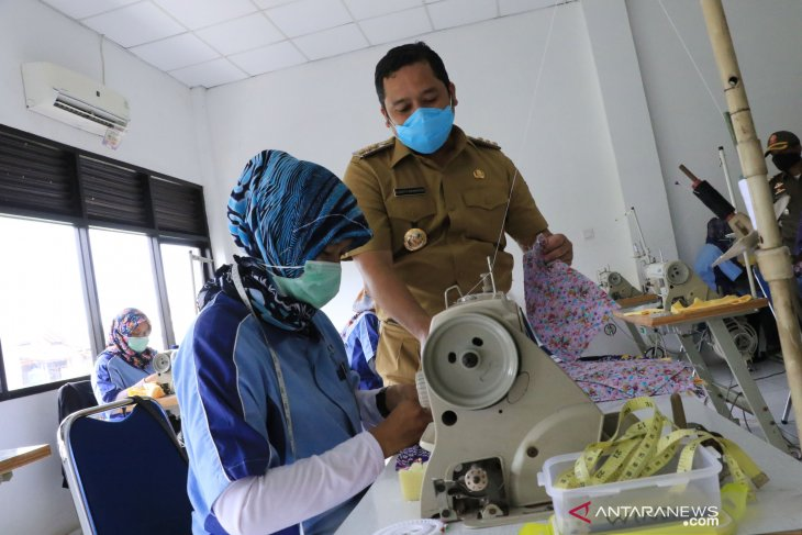 Pemkot Tangerang, Banten, alokasikan Rp98 miliar penanganan COVID-19