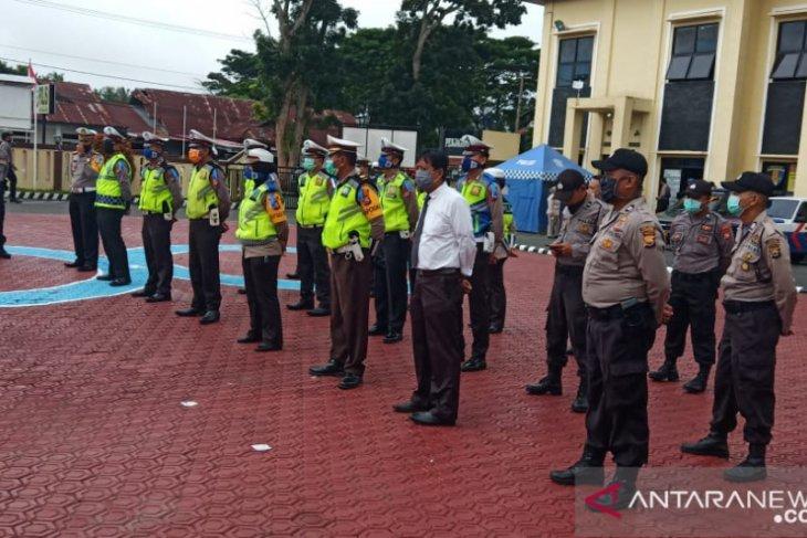 Operasi Keselamatan Nala di Rejang Lebong melibatkan 45 personel