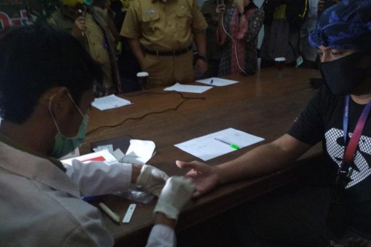 Wartawan dapat pelayanan kesehatan gratis di Sukabumi