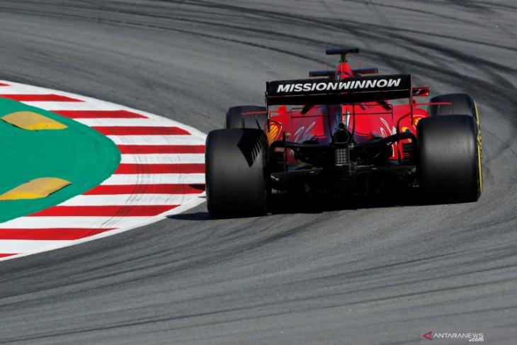 Formula 1 dalam kondisi sangat rapuh