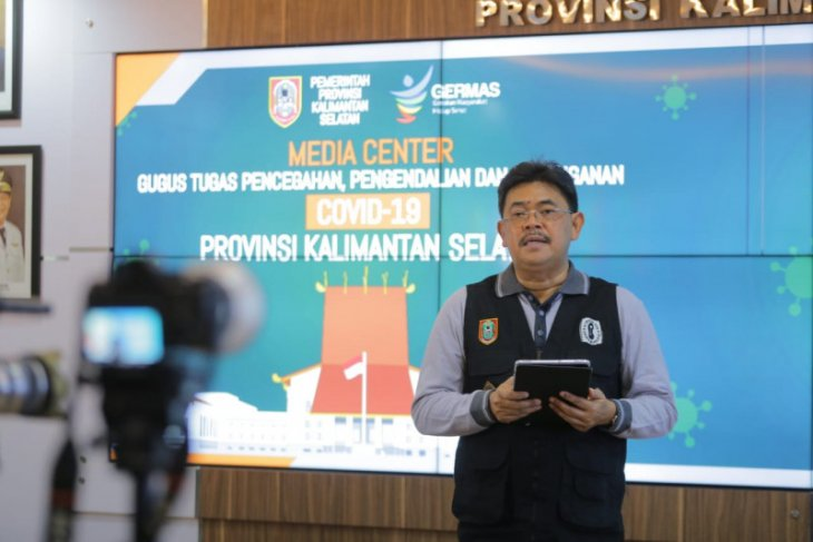 15 South Kalimantan residents under surveillance