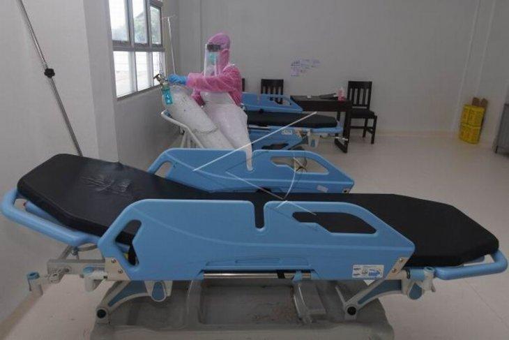 Rumah sakit darurat COVID-19