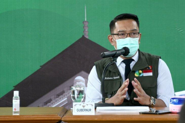 Di Jabar, PSBB difokuskan di wilayah Bogor, Depok dan Bekasi