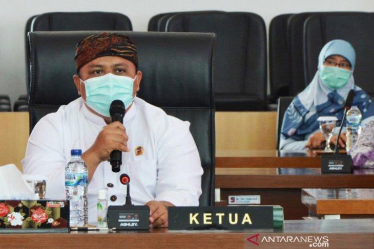 DPRD setujui usulan Pemkot Bogor terapkan PSBB dengan catatan