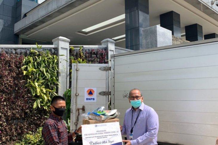 BI Banten Bantu APD Untuk RSUD Banten dan Memfasilitasi Pembuatan QRIS