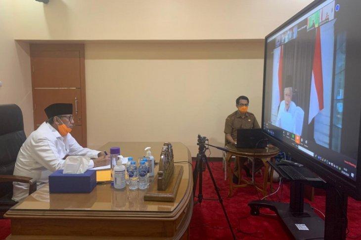 Gubernur Wahidin minta Tangerang Raya satu-kesatuan PSBB DKI Jakarta
