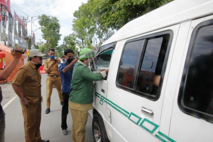 Pemkot Pematangsiantar berlakukan pemeriksaan kesehatan penumpang angkutan umum