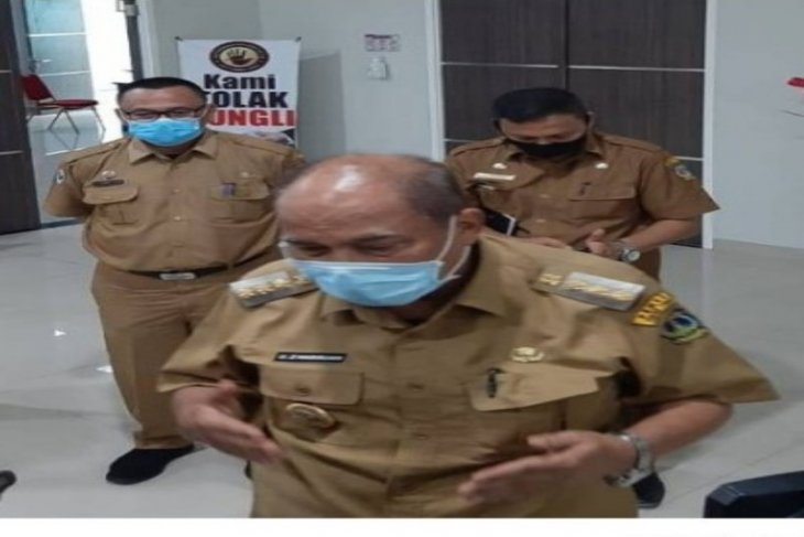 Wali Kota Tebing Tinggi pesan 20 ribu masker kain lewat UMKM