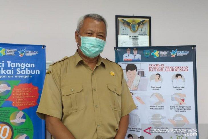 Dinkes Belitung imbau masyarakat gunakan masker ketika di luar ruangan